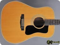 Guild Bluegrass Special D 50 1974 Natural