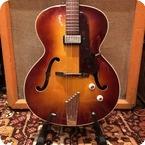 Hofner Vintage 1965 Hofner Senator Thinline E1 Brunette Guitar 4.1lbs