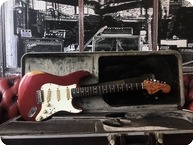Fender Stratocaster 1973 Candy Apple Red