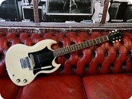 Gibson SG Junior 1966 Polaris White