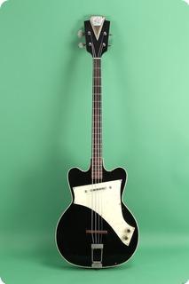 Kay Jazz Special Bass 1960 Black