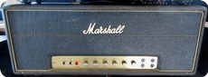 Marshall Super Lead 100 Watts 1974 Black