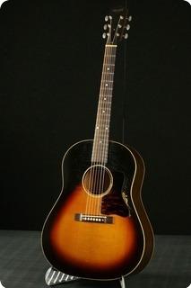 Pre War Guitars Co. Model J Shade Top Distress Level 1.75 2018 Sunburst