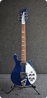 Rickenbacker 620/6 Midnight Blue