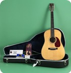 Martin HD 28 OS Sing Out Pete Seeger 1995 Natural