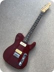 Rory Gallagher Custom Built Telecaster 1980 Cherry Red