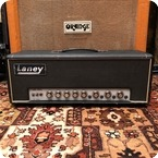 Laney Vintage 1970 Laney Supergroup 60w Valve Guitar Amplifier Head