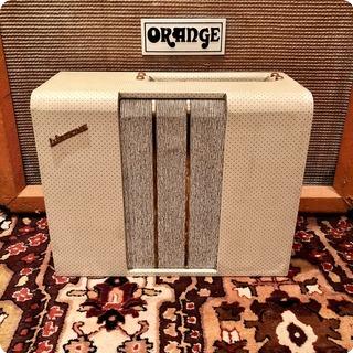 Watkins Vintage 1950s Watkins Wem Clubman Maroon Cream 6w Amplifier Cover
