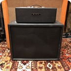 Vox Vintage 1963 Vox JMI Domino Bass Amp Piggyback Amplifier
