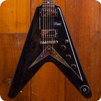 Gibson Flying V 2018 TV Black