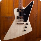Gibson Explorer 2018 TV White