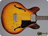 Gibson EB 2 1964 Sunburst