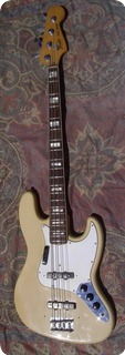 Fender Jazz Bass 1977 Blond See Through Body