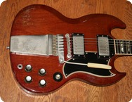 Gibson SG Standard GIE1042 1963 Cherry Red
