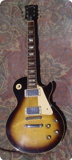 Gibson Lea Paul Standard 1974 Tobacco Sunburst