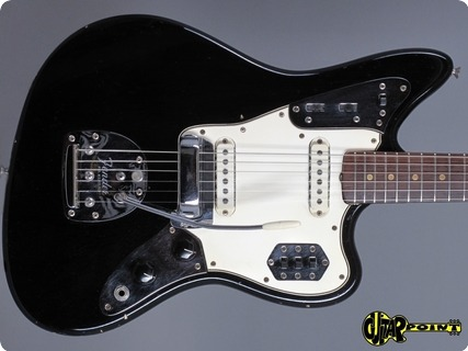 Fender Jaguar 1965 Black