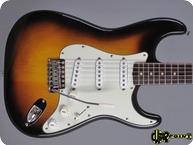 Fender Stratocaster 1959 3 tone Sunburst