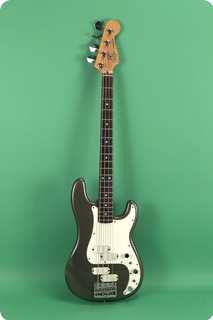 Fender Precision Bass Elite Ii 1983 Pewter