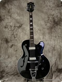 Guild X 160 Rockabilly 2002 Black