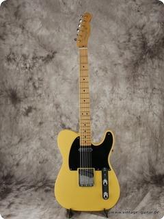 Fender Telecaster Roadworn Butterscotch