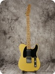 Fender Telecaster Roadworn Butterscotch