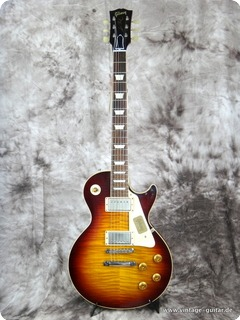 Gibson Les Paul 1959 R9 Reissue 2013 Tobacco Sunburst