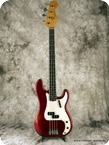 Fender Precision Bass 1965 Candy Apple Red
