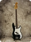 Fender Precision Bass Black