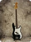 Fender Precision Bass Black