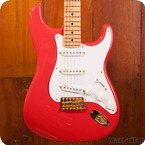 Fender Custom Shop Stratocaster 2018 Fiesta Red