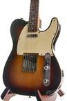 Haar Traditional T 62 Custom Aged 3 tone Sunburst Madagscar Rosewood