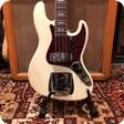 Fender Vintage 1966 Fender Jazz Bass Factory Custom Olympic White Guitar
