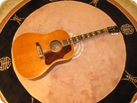 Gibson Soutern Jumbo SJN Country Western 1956 Natural