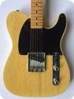 Fender Esquire 1953 Blonde