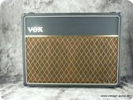 Vox AC 30 B 1964 Black Tolex