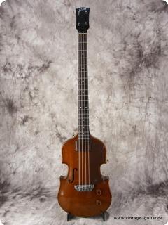 Gibson Eb 1 Violin Bass 1956 Natural