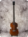 Gibson EB 1 Violin Bass 1956 Natural