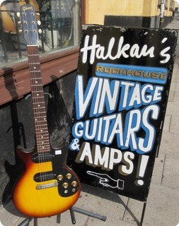 Gibson Melody Maker 1962 Tobaco Burst