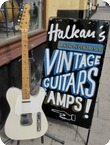 Fender Telecaster Refinished Super Light 2.8 Kilos 1957 Blonde