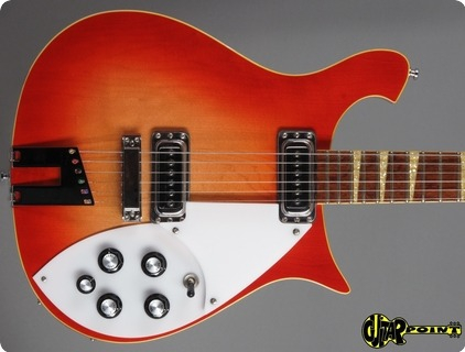 Rickenbacker 620 2006 Fireglo