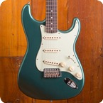 Fender Custom Shop Stratocaster 2018 Daphne Blue