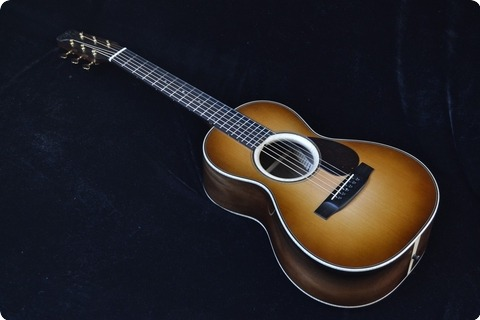 Rozawood Terz Guitar   Brw B&s 2018 Nitrocellulose Lacquer / Sunburst