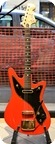 Crucianelli Guitars Surf 1965 Red