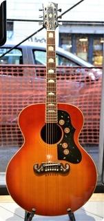 Ibanez Concord 1975 Cherry Sunburst
