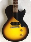Gibson 57 Reissue Les Paul Junior 2008 Sunburst