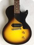 Gibson 57 Reissue Les Paul Junior 2008 Sunburst