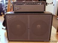 Fender Fender Showman Amp Cabinet 1965 Black Tolex