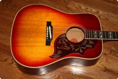 Gibson Hummingbird (gia0726)  1961