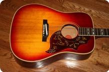 Gibson Hummingbird GIA0726 1961