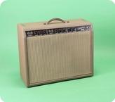 Fender Vibrolux Amp 1963 Brown
